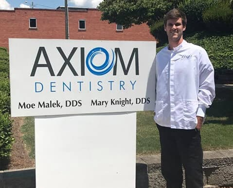 Axiom Dentistry we do